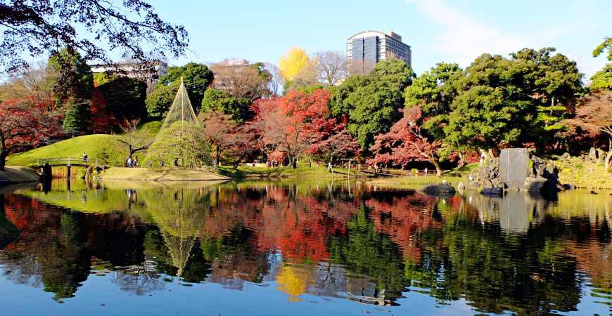 東京小石川後樂園