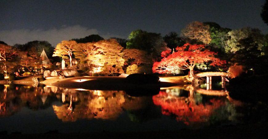 東京六義園
