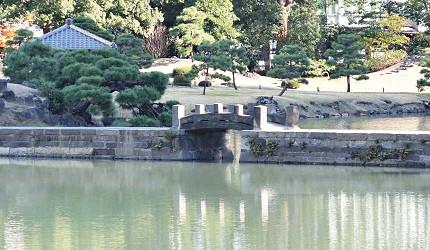 舊芝離宮恩賜庭園西湖之堤