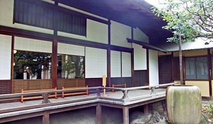 舊岩崎邸庭園和館