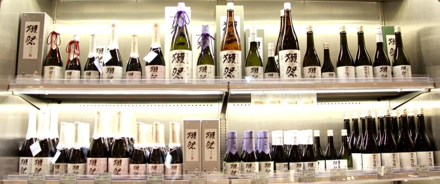 東武百貨店池袋店的日本清酒瀨祭