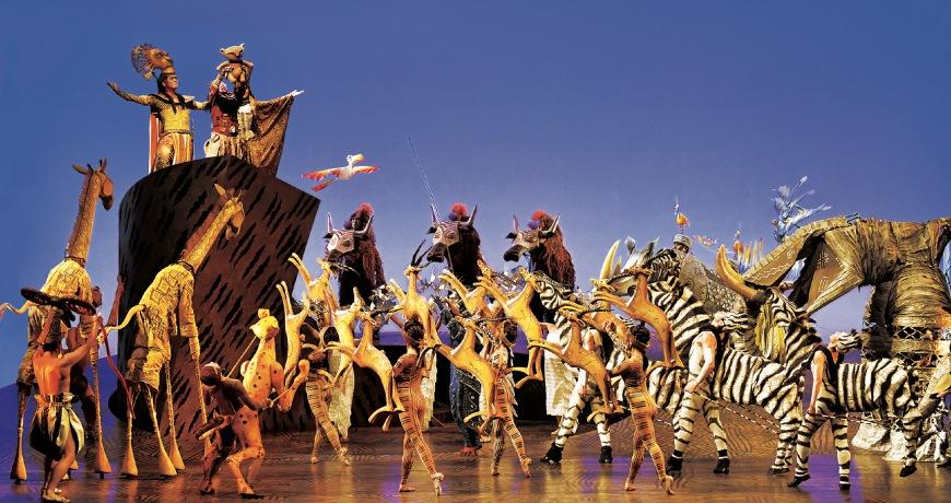 到日本看舞台劇一點都不難!觀劇教學與劇團四季《獅子王》幕後直擊!