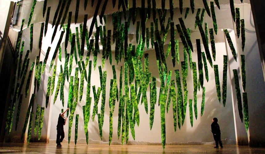 日本劇團四季舞台設計佈景