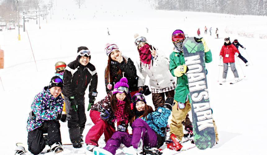 日本東京推薦冬天滑雪推薦長野白馬CORTINA粉雪極佳雪質