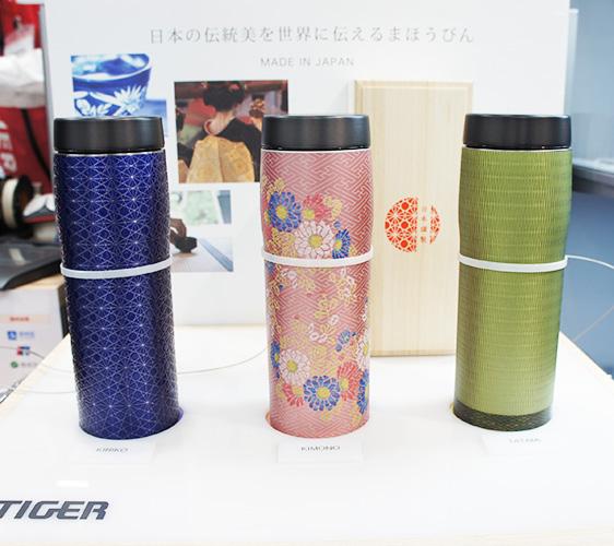 東京成田機場必買電器店家「Air BIC CAMERA」的TIGER日本製保溫瓶