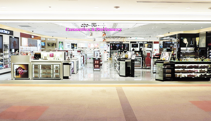 東京成田機場必買店家「Fa-So-La DUTY FREE Cosmetics&Perfumery」