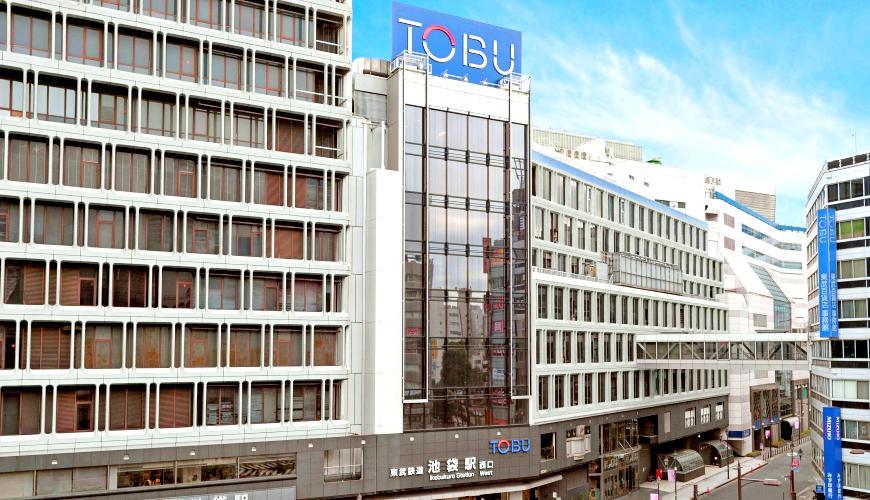 東京池袋購物首選推薦「東武百貨店池袋店」!車站出口不用1分鐘方便超好買