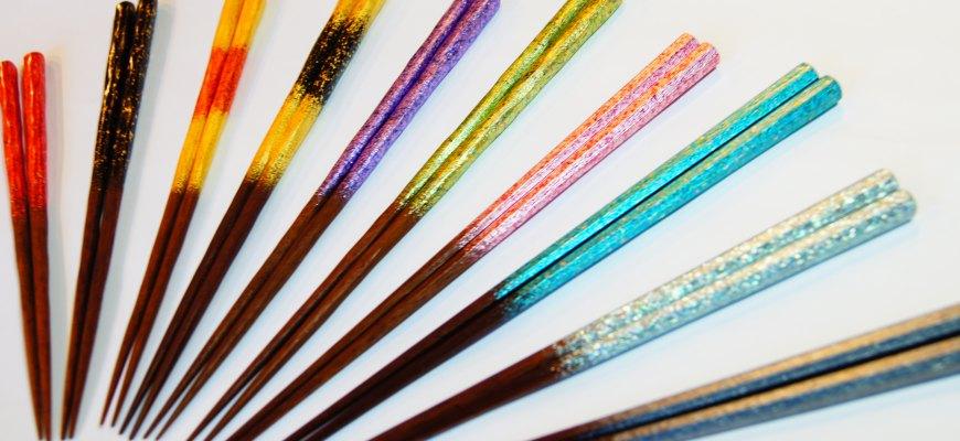 東京筷子專賣店「銀座夏野」的獨家筷子商品