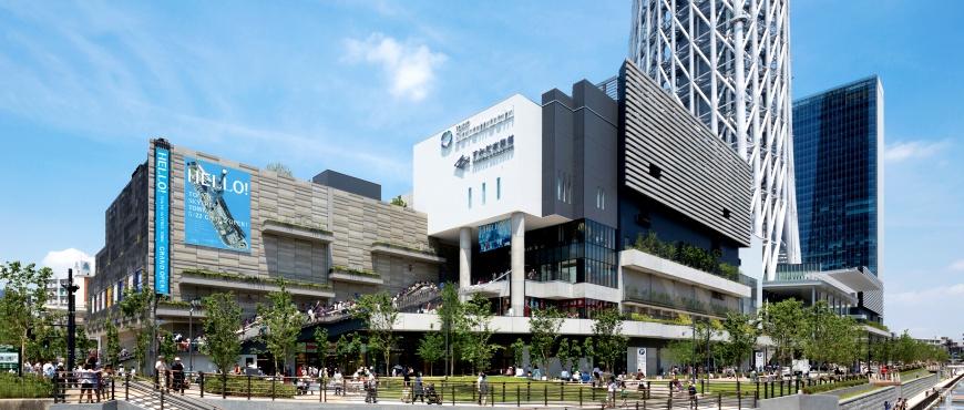 東京晴空塔不只看夜景!「東京晴空街道」美食、購物、伴手禮三個願望一次滿足