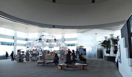 東京都廳北展望室