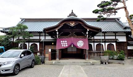 護國寺月光殿