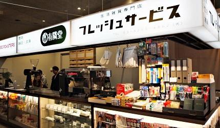 日比谷中央市場文具店