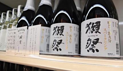 東京Midtown日比谷住吉酒販日本酒買得到獺祭