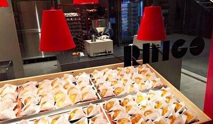 東京MIDTOWN日比谷RINGO蘋果派的開放式廚房