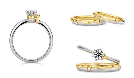 日本最大的訂製珠寶飾品店「K.UNO」小熊維尼系列飾品