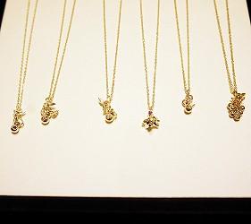 日本最大的訂製珠寶飾品店「K.UNO」寶可夢項鍊