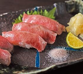 米澤牛壽司