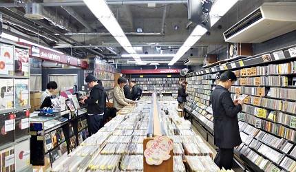 Disk Union 澀谷爵士館