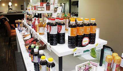 Sugarlady販售各種無添加調味料