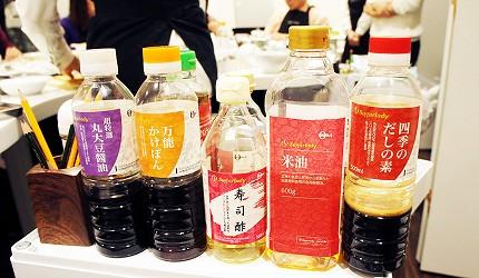在課程中所使用的食材及調味料都是Sugarlady自家的產品