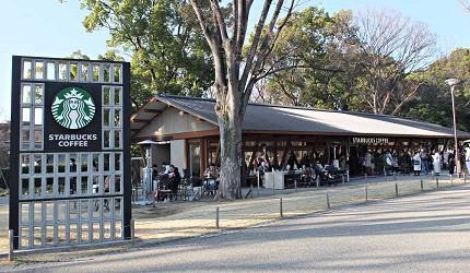 日本旅遊東京自助旅行自由行交通方式JR上野車站出口怎麼走不迷路攻略星巴克