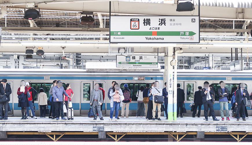 橫濱自由行必看!橫濱車站不迷路交通攻略JR京急線東橫線地下鐵