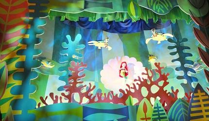 東京迪士尼樂園小小世界