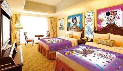 東京迪士尼飯店35週年慶