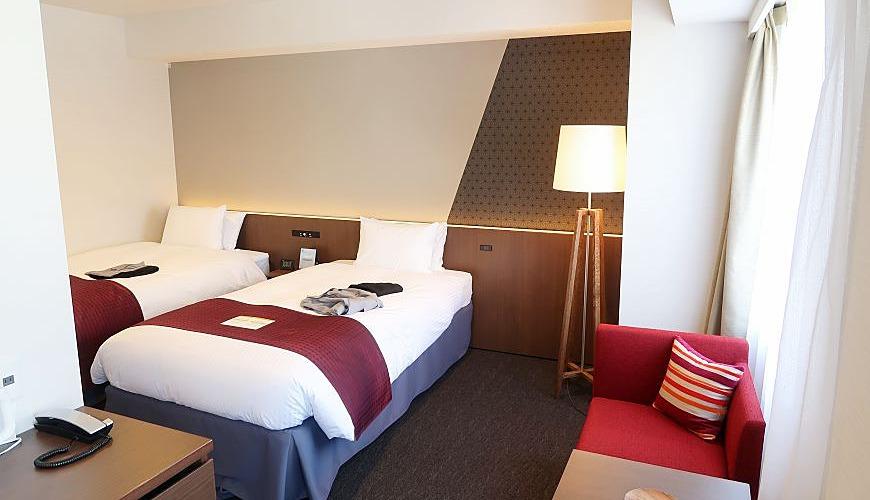 東京日本橋銀座住宿「Hotel Intergate東京京橋」飯店房型價格