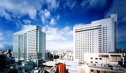 東京澀谷 MARK CITY購物商場美食餐廳