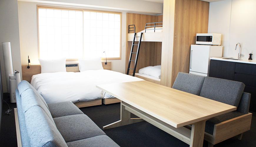 舒服到像自己家!東京時尚公寓式飯店「MIMARU」赤坂、日本橋水天宮前全新開幕