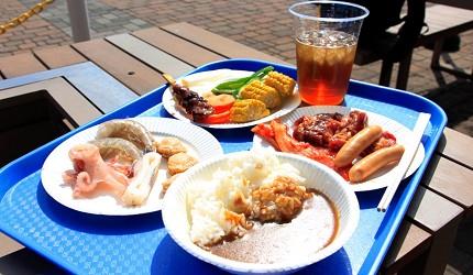 日本橫濱八景島樂園BBQ、釣魚餐廳