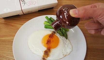 粉末日式醬油