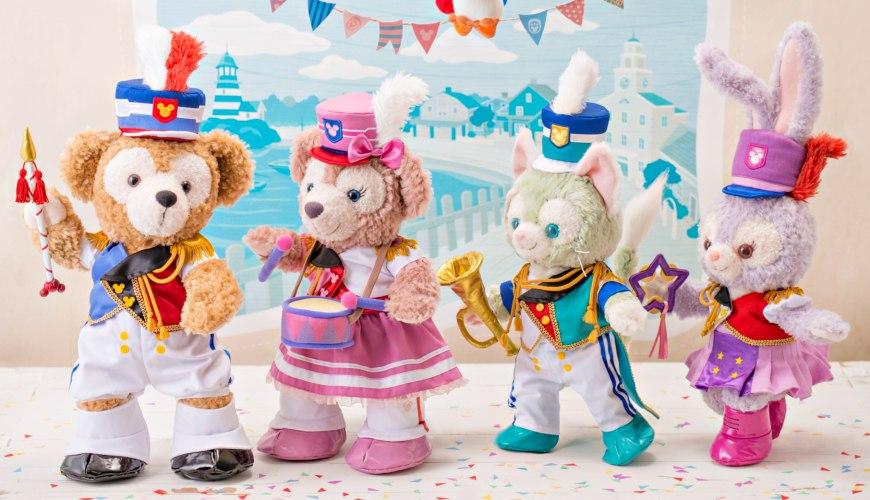 東京迪士尼度假區35週年慶!東京迪士尼樂園、東京迪士尼海洋兩大園區推薦必買週邊商品清單