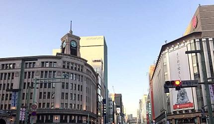 東京夜生活去處銀座夜店酒吧