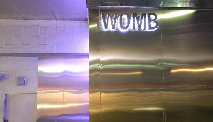 東京澀谷夜生活夜店推薦womb