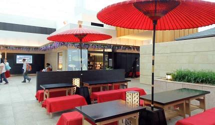 東京羽田機場國際航廈4樓江戶小路甜點伊藤園
