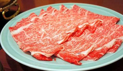 涮涮鍋、壽喜燒吃到飽名店推薦「しゃぶ禪」的黑毛和牛肋眼