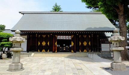 世田谷的松陰神社
