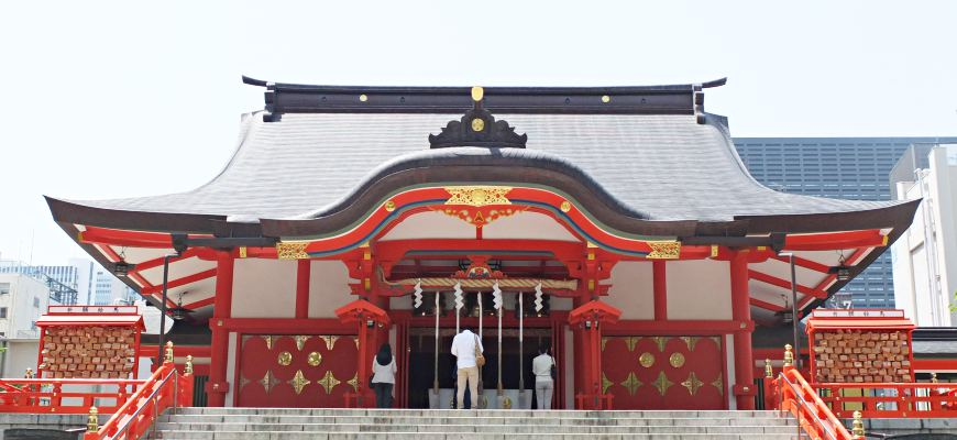 新宿總鎮守「花園神社」長久以來一直守護著新宿