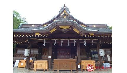 东京近郊景点推荐府中市大国魂神社
