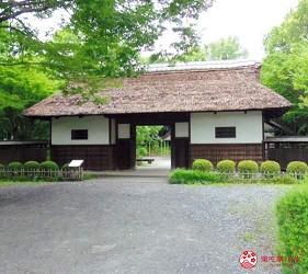 东京近郊景点推荐府中市乡土之森博物馆古建筑