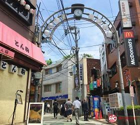 東京近郊景點推薦府中市分倍河原車站商店街