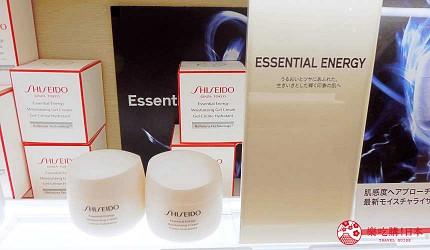 東京藥妝購物推薦erume de beaute Ⅱ銀座店店內的Essential Energy商品