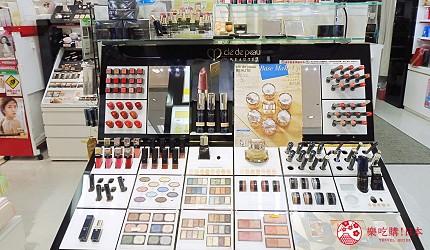 東京藥妝購物推薦erume de beaute銀座店內的肌膚之鑰化妝品