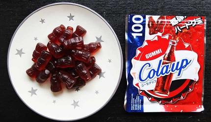 明治 Colaup超彈力可樂軟糖