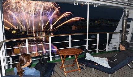 日本橫濱八景島海島樂園夏季煙火秀觀賞席訂位