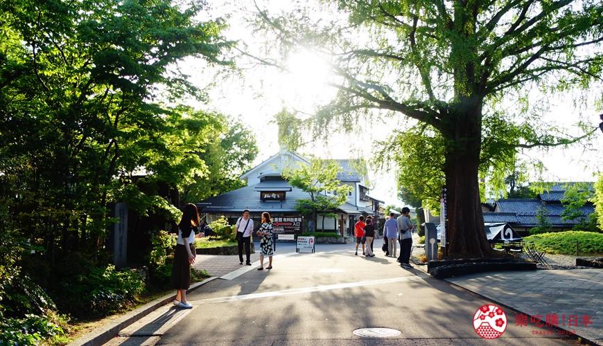 日本自由行推薦2天1夜兩天一夜行程長野信州小布施東京近郊景點