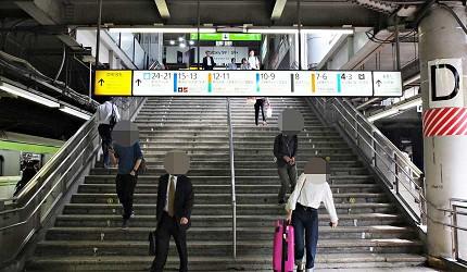 品川站的交通方便