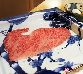 「肉の匠 將泰庵」新日本橋店和牛料理莎朗壽喜燒肉